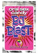 Bj Blast Oral Sex Candy Strawberry